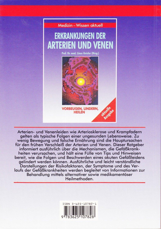 """Erkrankungen der Arterien und Venen"""" (ProfDrmed Linus Geisler ..."""