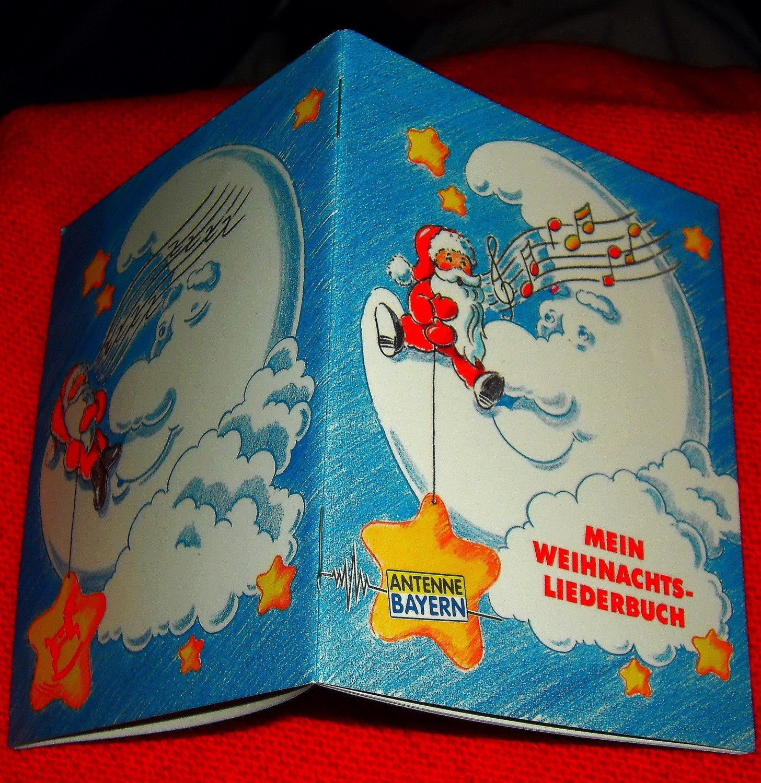 mein weihnachts liederbuch hrsg antenne bayern buch antiquarisch kaufen a021f99j01zz4. Black Bedroom Furniture Sets. Home Design Ideas