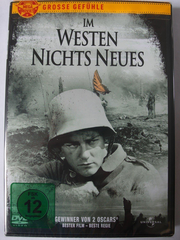 Im Westen Nichts Neues 1930 1 Weltkrieg Westfront Erich Maria Remarque