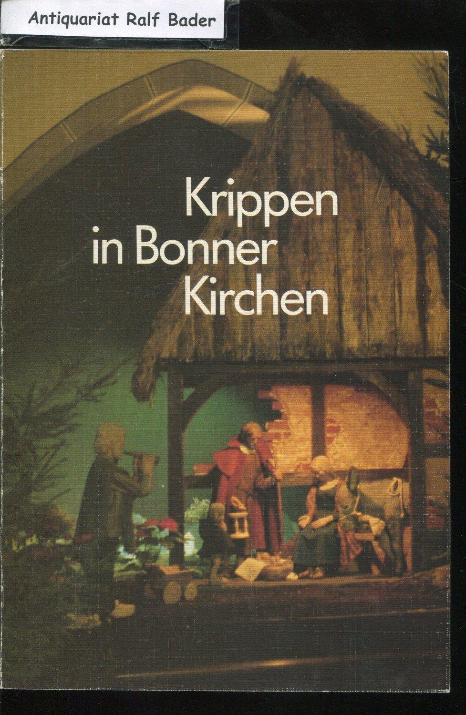Walz Markus Krippen In Bonner Kirchen Mit Einer Einleitung Zur