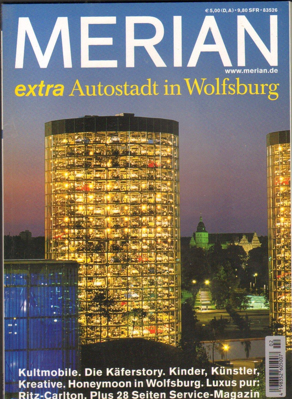 Merian Autostadt Wolfsburg Extra Bucher Gebraucht Antiquarisch