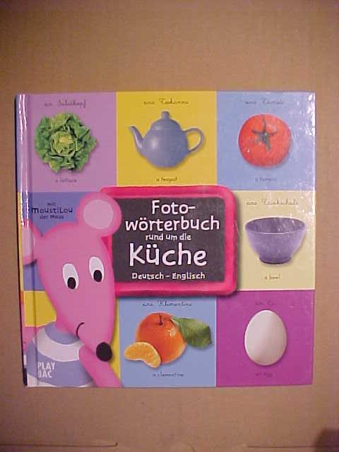 Diverse Foto Worterbuch Rund Um Die Kuche Deutsch Englisch
