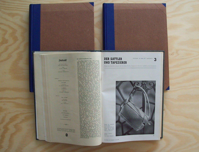 Der Sattler Und Tapezierer Buch Antiquarisch Kaufen A02cuig101zzw