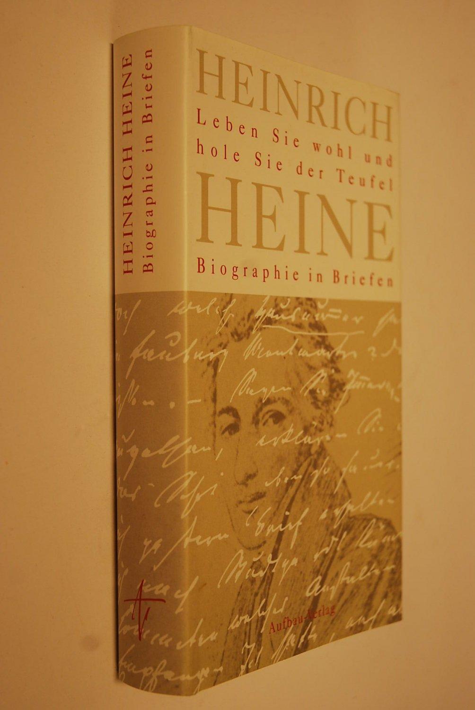 gebrauchtes buch heine heinrich und jan christoph hauschild leben sie - Heinrich Heine Lebenslauf