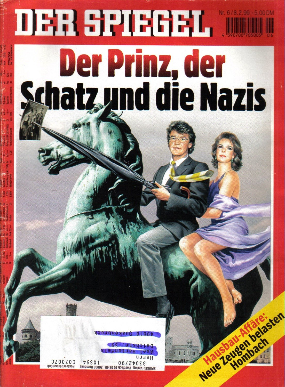Der spiegel das deutsche nachrichten magazin heft nr for Der spiegel zeitung