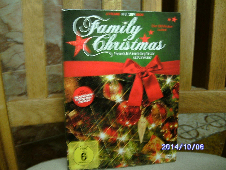 Family Christmas - Romantische Unterhaltung für die kalte Jahreszeit ...