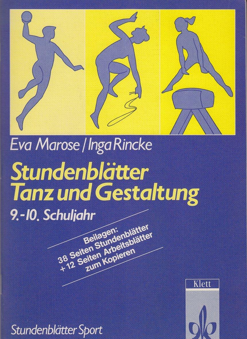 """Stundenblätter Tanz und Gestaltung"""" – Bücher gebraucht, antiquarisch ..."""