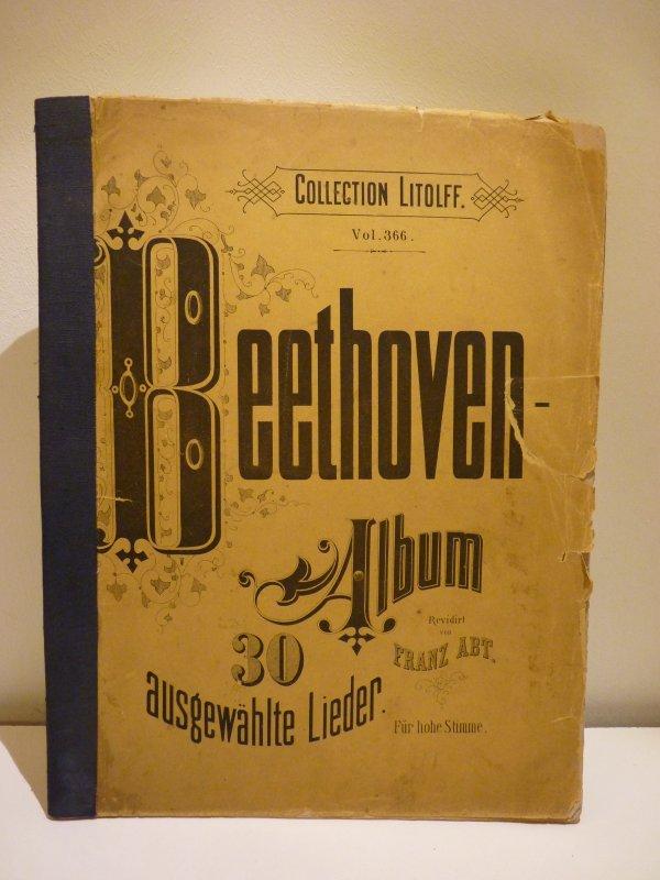 Mezzo-sopran Oder Bariton Abt Album. Band 1 Ausgewählte Lieder Franz Abt