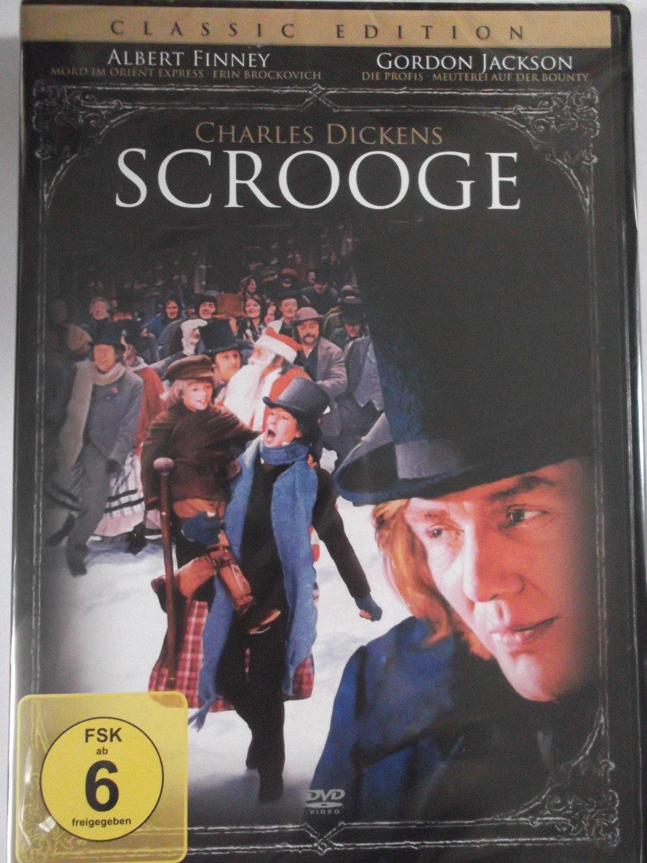 Scrooge - A Christmas Carol - Charles Dickens Geister zu Weihnachten ...