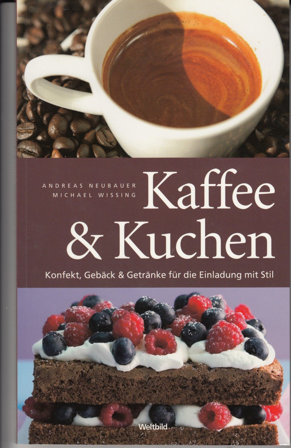 kaffee kuchen andreas neubauer michael wissing buch gebraucht kaufen a01kx8k001zzt. Black Bedroom Furniture Sets. Home Design Ideas