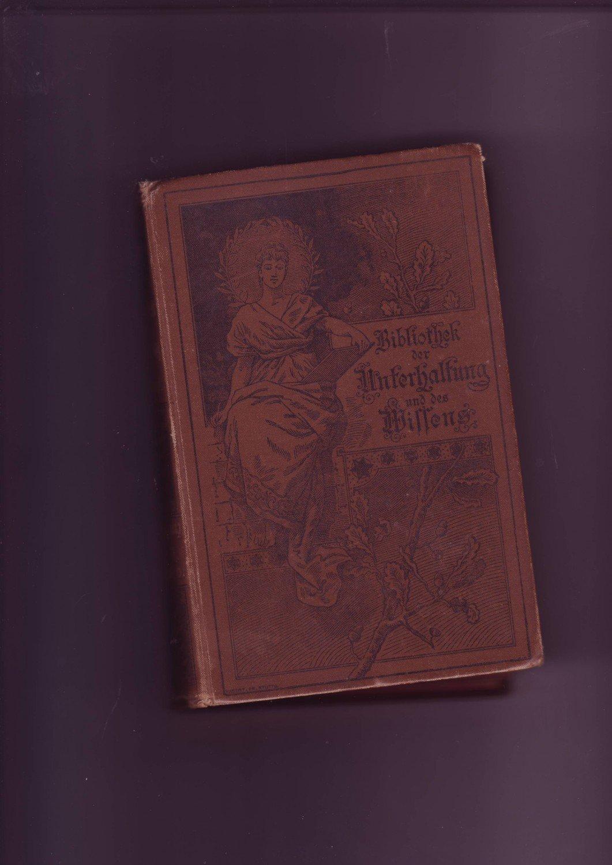 bibliothek der unterhaltung und des wissens 1891 band 9. Black Bedroom Furniture Sets. Home Design Ideas