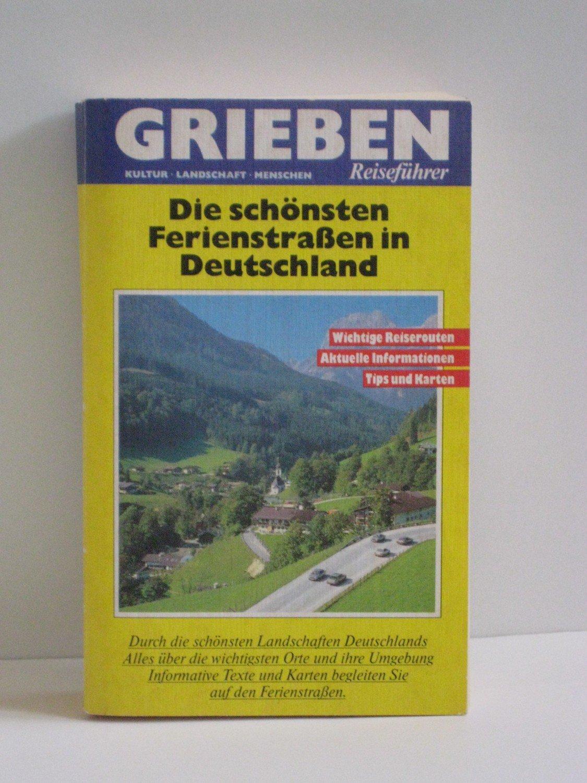die sch nsten ferienstrassen in deutschland j rgen. Black Bedroom Furniture Sets. Home Design Ideas