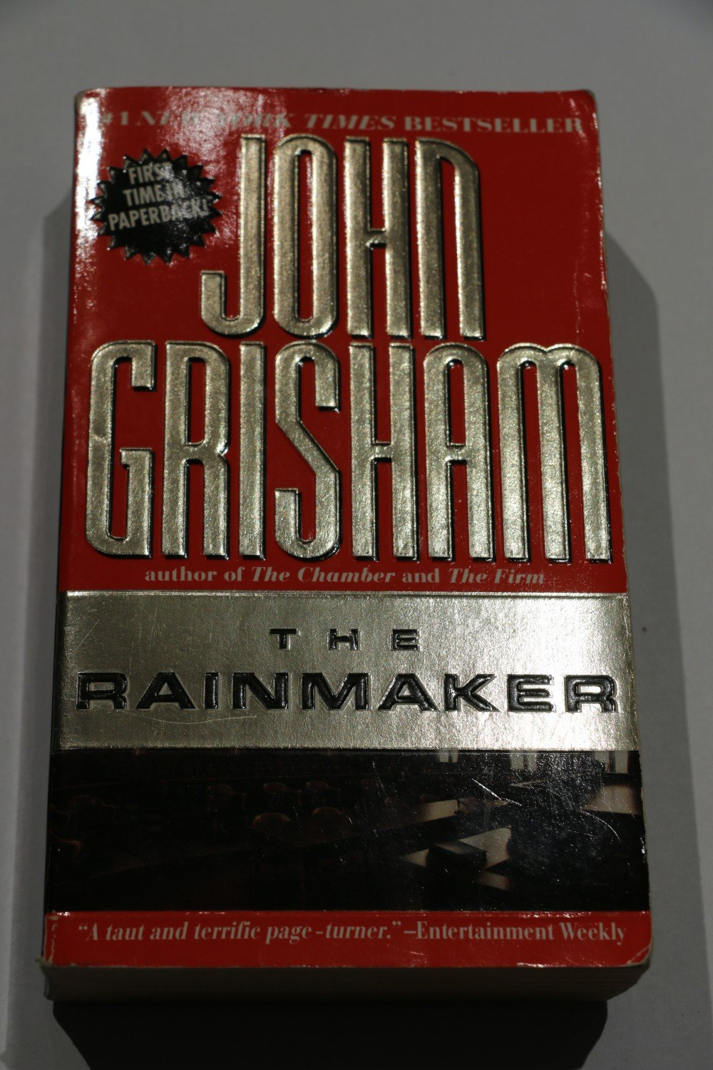 unnatural killer john grisham Ironically, john grisham, who is also a practicing attorney, promotes this case in  grisham's essay, unnatural killers, he criticizes stone for.