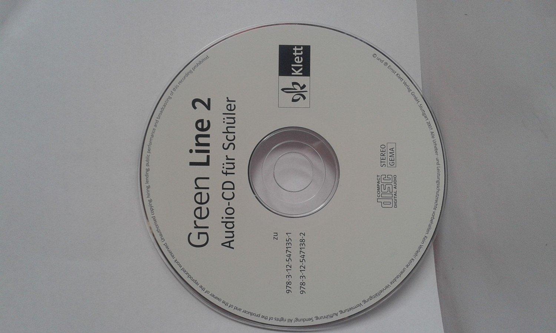 isbn 9783125471351 green line 2 workbook 2 audio cd. Black Bedroom Furniture Sets. Home Design Ideas