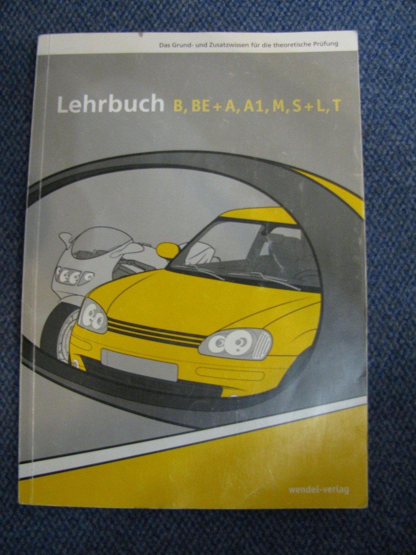 Wendel Verlag lehrbuch b be a a1 m s l t das grund und zusatzwissen für