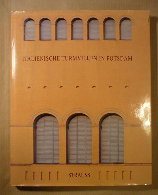 italienische turmvillen in potsdam eva b rsch supan buch gebraucht kaufen a01psh4c01zze. Black Bedroom Furniture Sets. Home Design Ideas