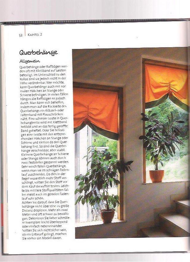vorh nge und rollos selbst gen ht claudia giesser buch gebraucht kaufen a01rjqw201zzk. Black Bedroom Furniture Sets. Home Design Ideas