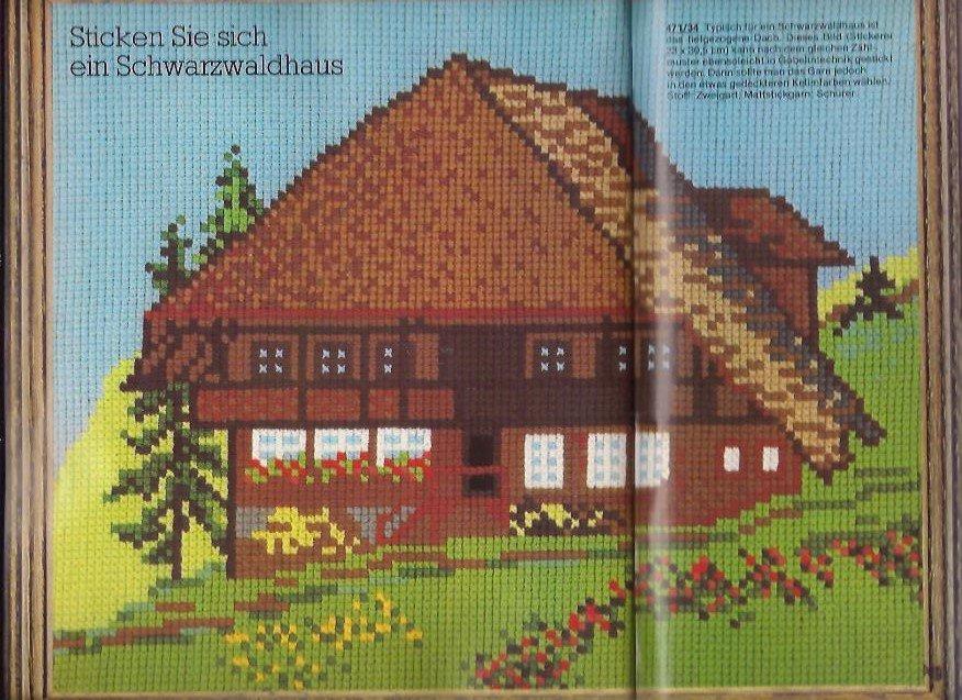 Decken Kaufen Set : Burda alles zum sticken decken sets wandbehang kissen bilder
