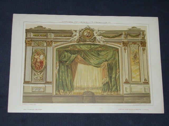 Theater malerei richard hesse buch antiquarisch for Vorlagen malerei