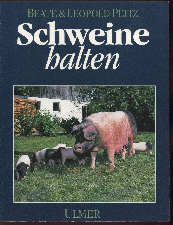 schweine halten peitz beate peitz buch gebraucht kaufen a02cwytg01zzg. Black Bedroom Furniture Sets. Home Design Ideas