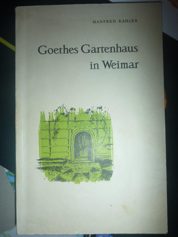 Goethes Gartenhaus Weimar Adresse