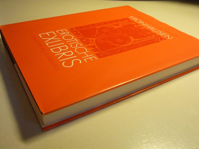 """Erotische Exlibris"""" (Kronhausen Eberhard und Phyllis) – Buch ..."""