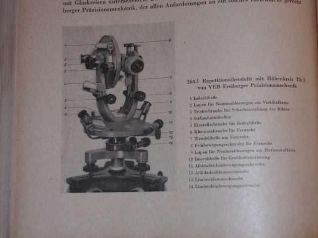 Entfernungsmessung Mit Theodolit : Vermessungskunde für bauingenieureu201c w zill u2013 buch antiquarisch