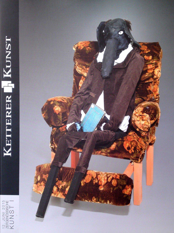 """Zeitgenössische Kunst I - Auktion12"""" (Kletterer Kunst ) – Buch ..."""