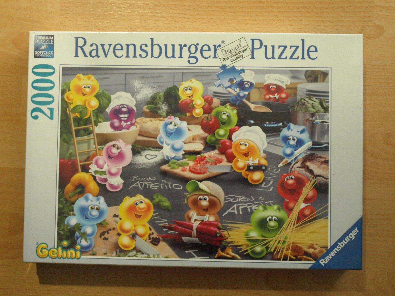 "Ravensburger Puzzle Gelini Küche, Kochen, Leidenschaft"" (Jörg ..."