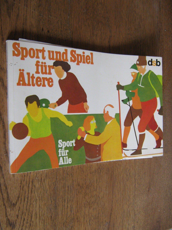 sport und spiel f r ltere b cher gebraucht. Black Bedroom Furniture Sets. Home Design Ideas