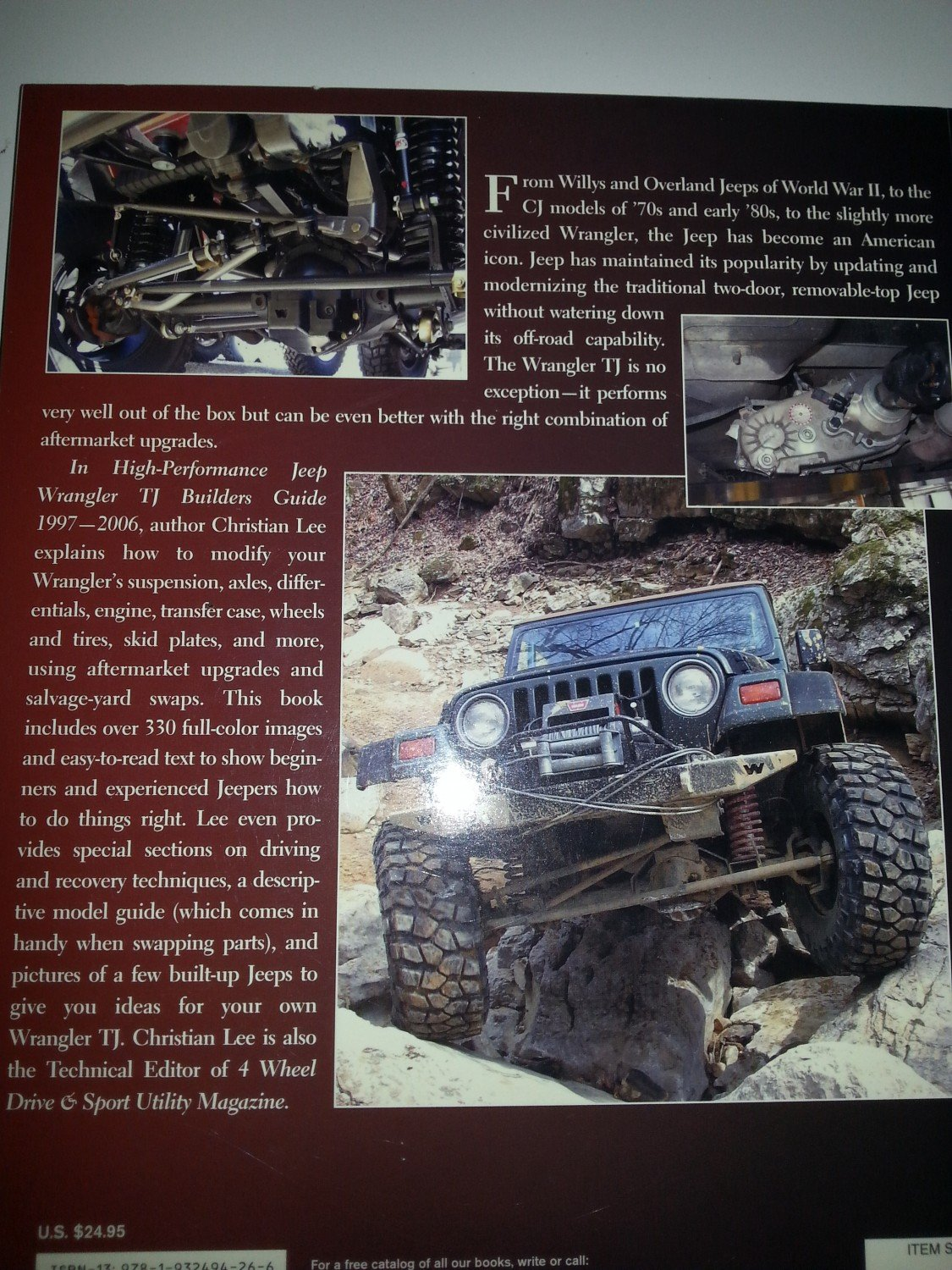 "High-Performance Jeep Wrangler TJ Builder\'s Guide"" – Buch gebraucht ..."