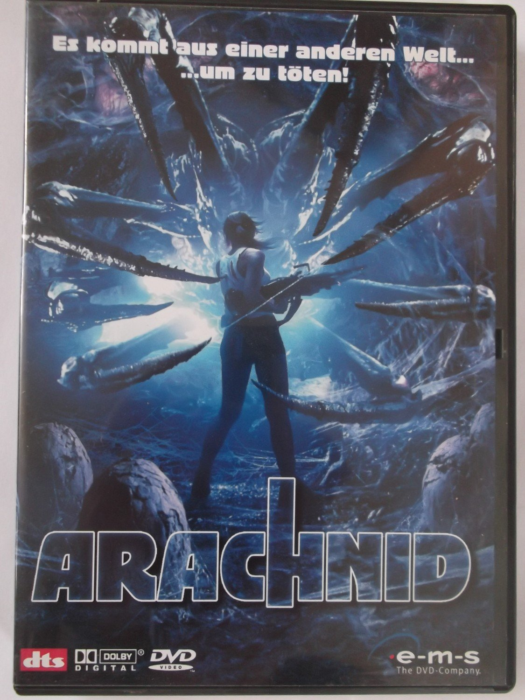Arachnid - UNCUT Horror Version - Spinnen Monster Alien aus dem ...