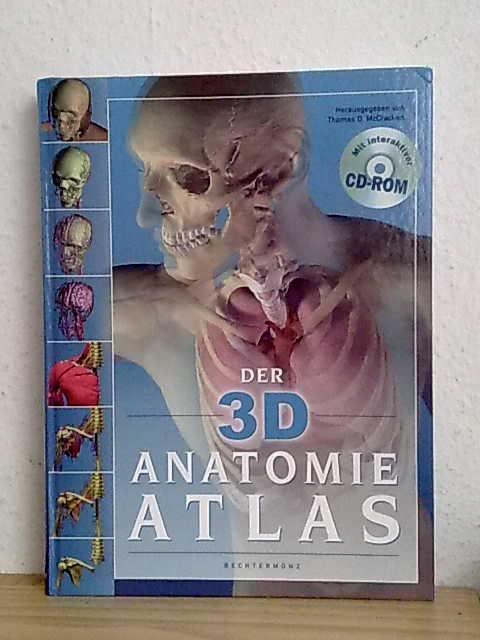 """Der 3D Anatomie-Atlas"""" – Bücher gebraucht, antiquarisch & neu kaufen"""