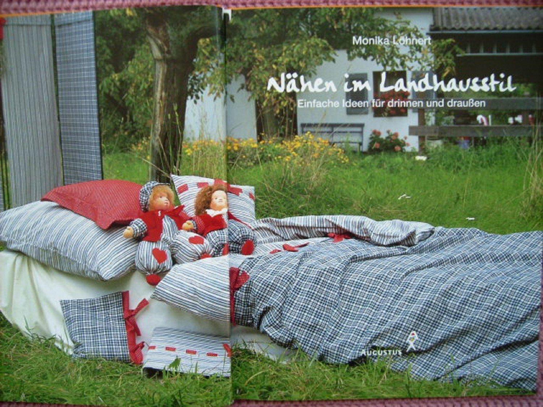 Gebrauchtes Buch Lhnert Monika Nhen Im Einfache Ideen Fr Drinnen Und With  Einfache Ideen