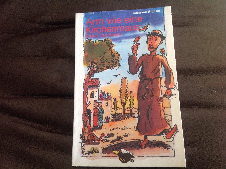 Arm Wie Eine Kirchenmaus Susanne Richter Buch Gebraucht Kaufen