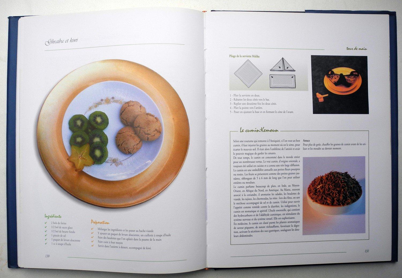 A la carte pr cis de cuisine marocaine adapt e la for Cuisine a la carte