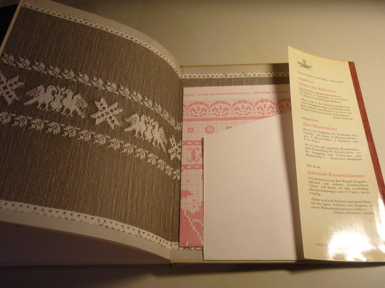 Stick- und Webmuster des Frühbarock - Tiere, Pflanzen und Ornamente ...