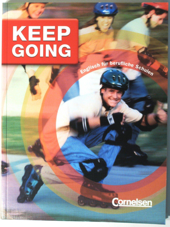 Keep Going Englisch Für Berufliche Schulen John Stevens Buch