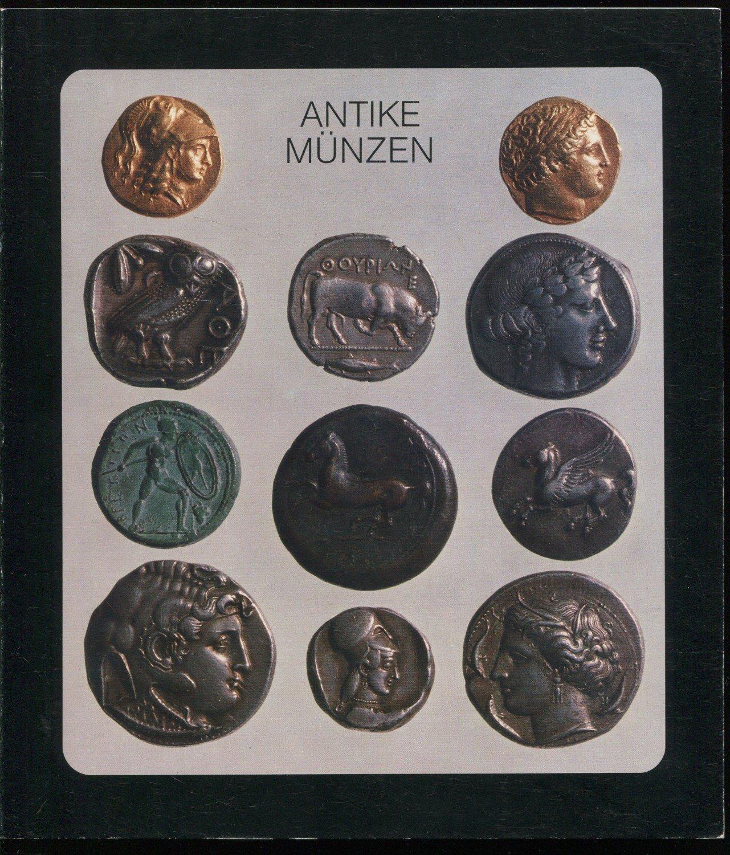 Antike Münzen Aus Der Sammlung Amersdorffe Heinrich Amersdorffer