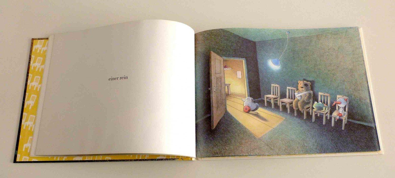 Fünfter Sein Vierfarbiges Bilderbuch