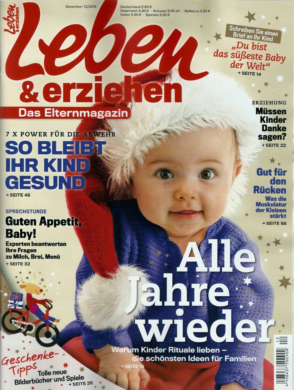 Leben & erziehen - Ausgabe 12/2015 – Das Elternmagazin – NEU ...