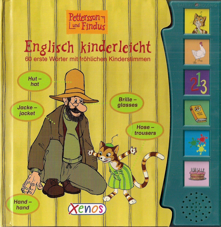 Pettersson Und Findus Englisch Kinderleicht Soundbuch Ohne