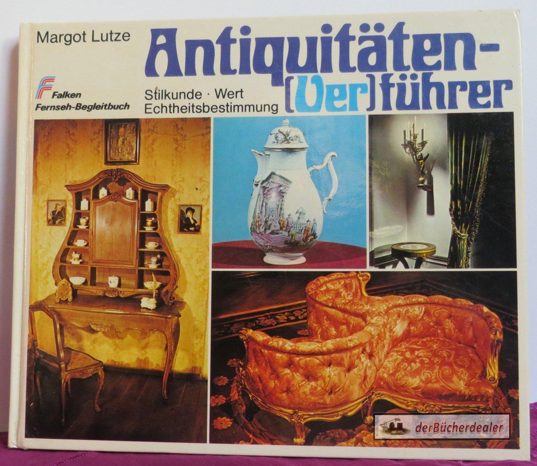antiquit ten ver f hrer b cher gebraucht. Black Bedroom Furniture Sets. Home Design Ideas