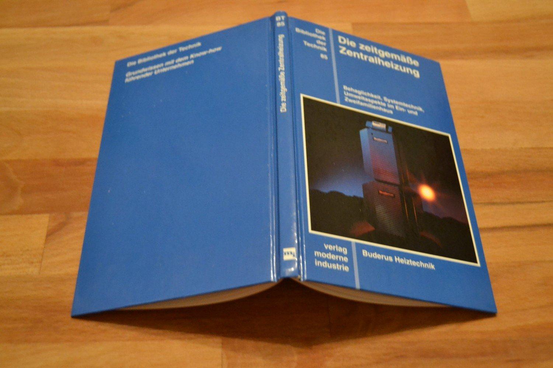 Ausgezeichnet Zentralheizung Bücher Fotos - Schaltplan Serie Circuit ...