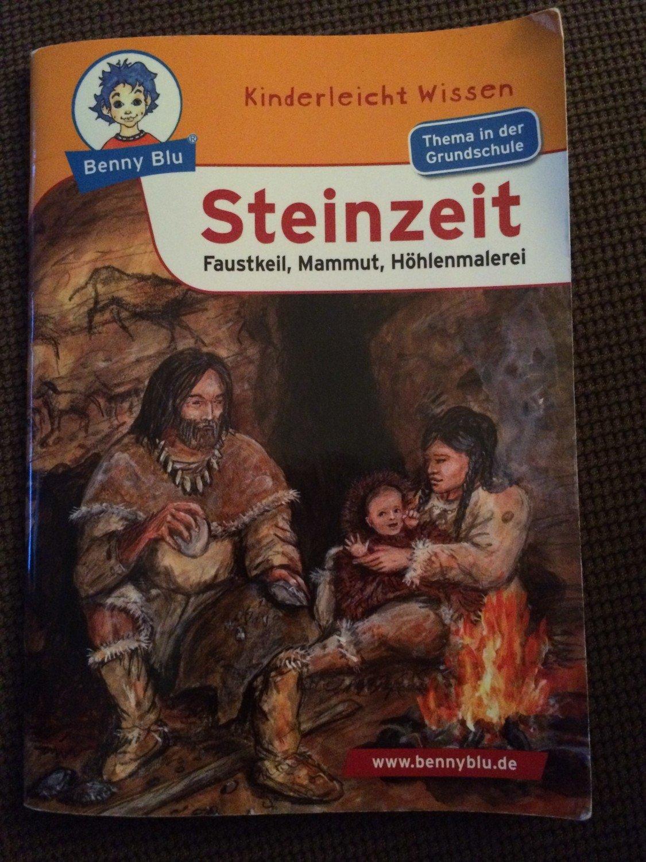 special for shoe uk availability get cheap Benny Blu - Steinzeit - Faustkeil, Mammut, Höhlenmalerei