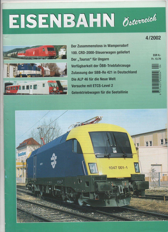 Eisenbahn Magazin Österreich 8/8