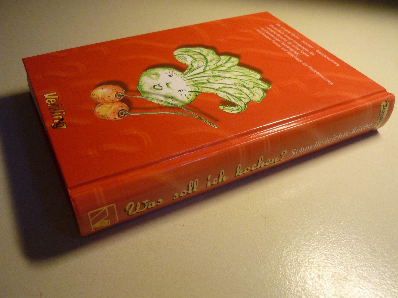 """Was soll ich kochen"""" (Dorothea Haselkamp) – Buch antiquarisch kaufen ..."""