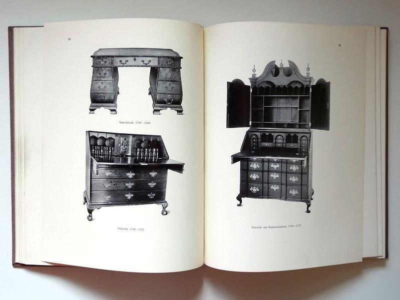 Amerikanische Möbel Der Kolonialzeit Lockwood Lv Buch