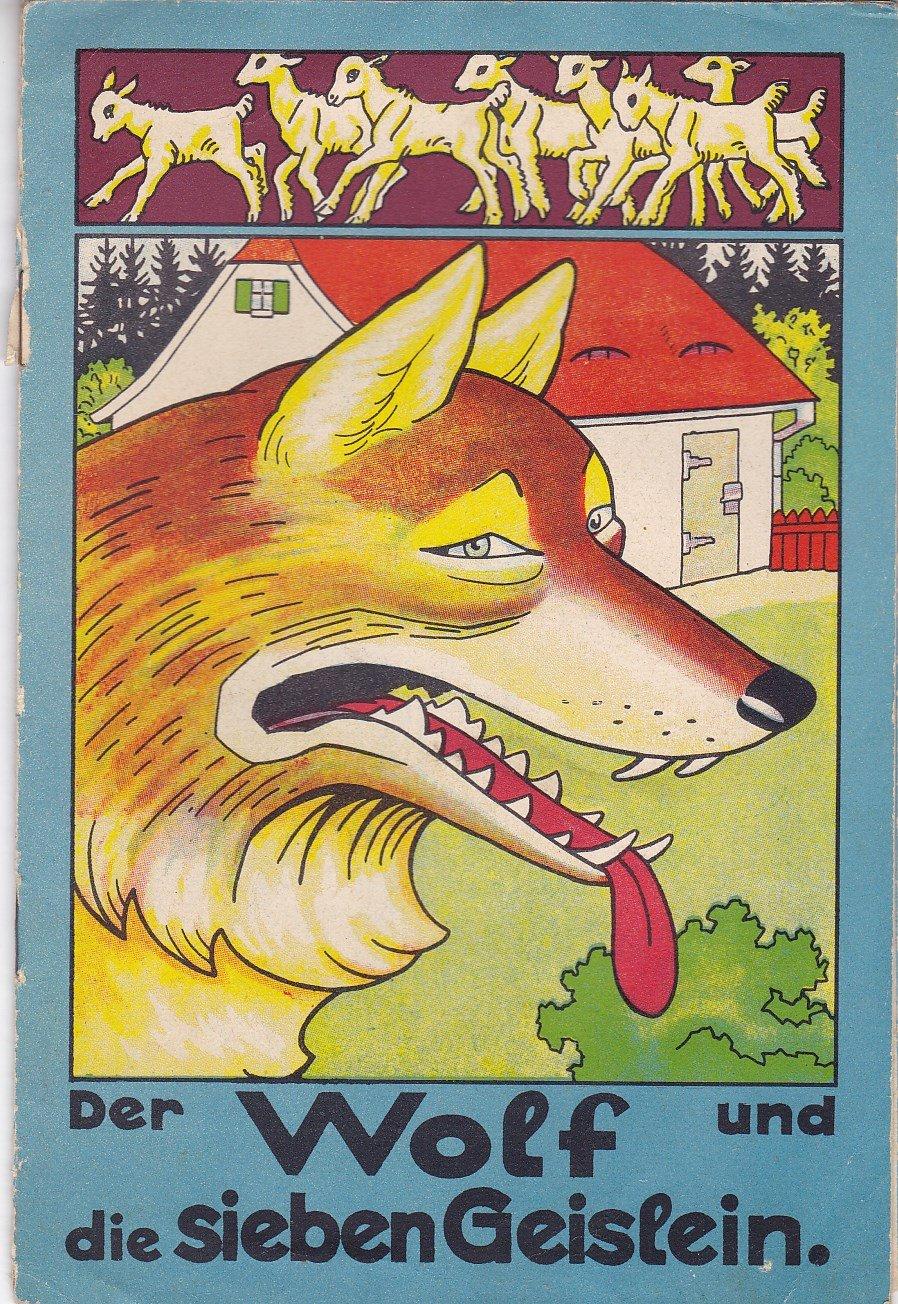 Der Wolf Und Die Sieben Geiseln