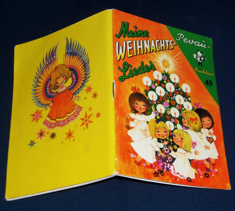 Ill.: Felicitas Kuhn, Meine Weihnachtslieder (Weihnachts-Lieder ...